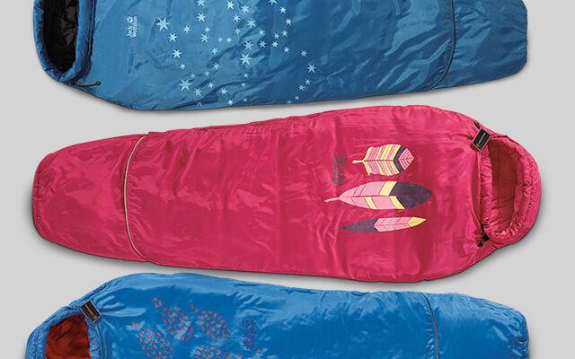 Equipment Sleeping bags