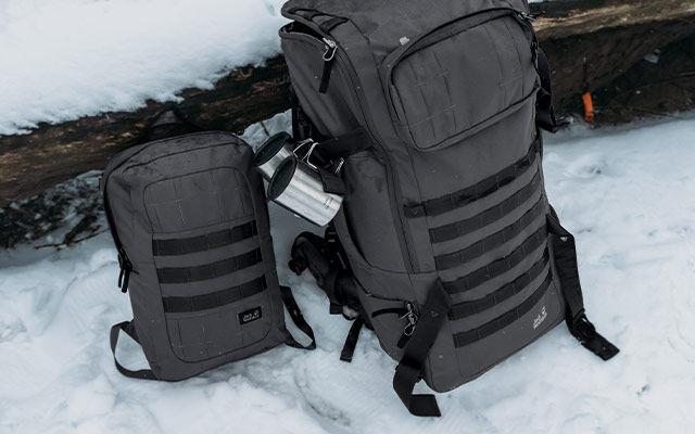 Equipment Travel bags