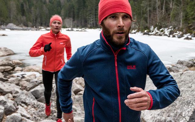 Men Outdoor fitness